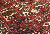 Persialaiset paimentolais- / kylämatot